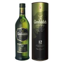 Picture of Glenfiddich 12-Year-Old Malt Whisky 700ml