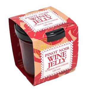 Picture of Pinot Noir Wine Jelly 120ml (GF)