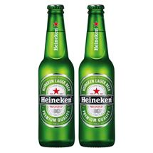 Picture of Two Bottles of Beer 330ml