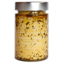 Picture of Organic Truffle & Black Pepper Mustard 190g (GF,DF,Vg)