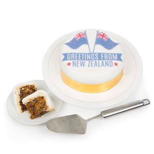 Picture of Greetings From New Zealand Cake (1kg)