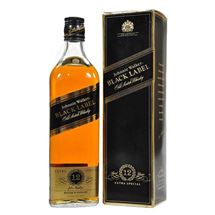 Picture of Johnnie Walker Black Label Whisky (700ml)
