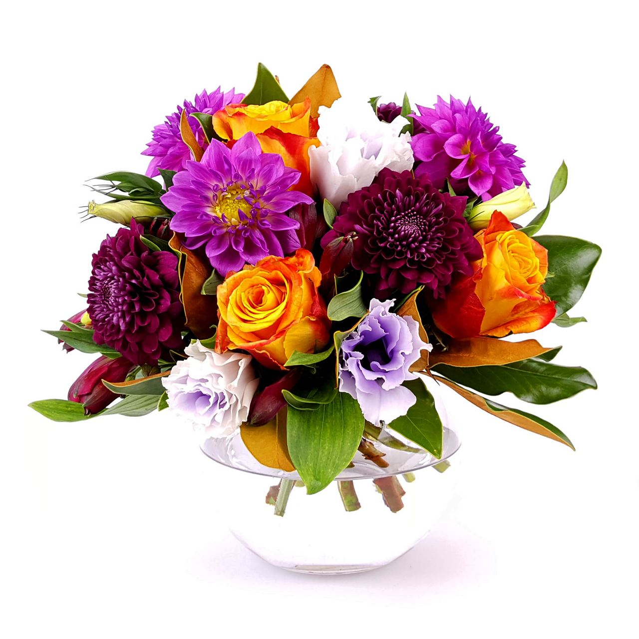 with nz free scent floral boutique flowers cage products a gorgeous globe delivery vase