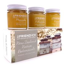 Picture of NZ Native Botanicals Honey Collection 120g (GF,DF)