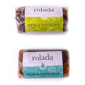 Picture of Fig and Walnut Rolada 150g (GF,DF)
