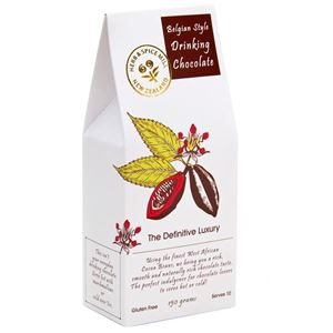 Picture of Belgian-Style Drinking Chocolate 150g (GF)