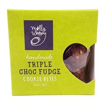 Picture of Triple Choc Fudge Cookie Bites (140g)