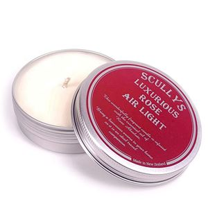 Picture of Luxurious Rose Candle in a Tin