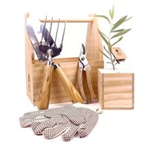 Picture of Gardener's Tote Living Tree Gift
