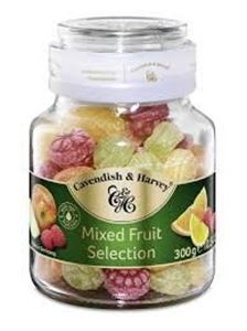 Picture of Mixed Fruit Selection Jar 300g (GF)