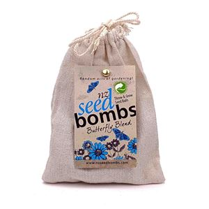 Picture of NZ Seed Bombs - Butterfly Blend