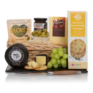 Picture of Gourmet Cheese Hamper