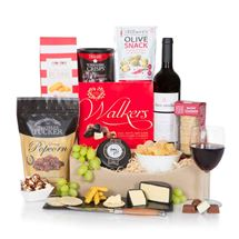 Picture of Luxury Cheese & Wine Hamper