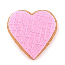 Picture of Pink Gingerbread Heart 48g