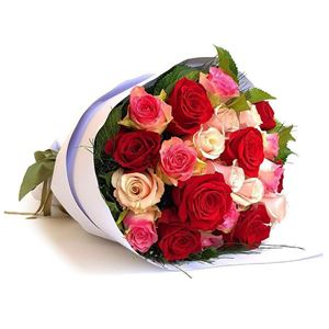Picture of Mixed Roses