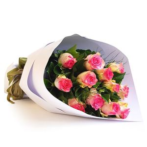 Picture of Pink Rose Bouquet