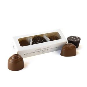 Picture of Three Piece Chocolate Selection 40g (GF)