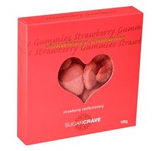 Picture of Strawberry Gummies 100g (GF)
