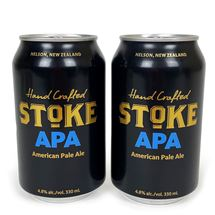 Picture of Two Cans of Stoke APA 330ml