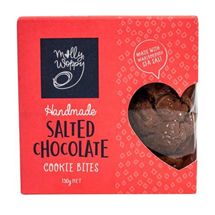 Picture of Salted Chocolate Cookie Bites 150g
