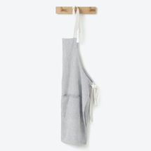 Picture of Citta Washed Linen Apron